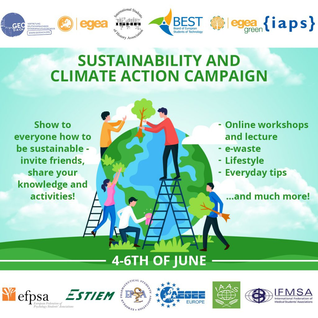 Sustainability and Climate Action Campaign 2020
